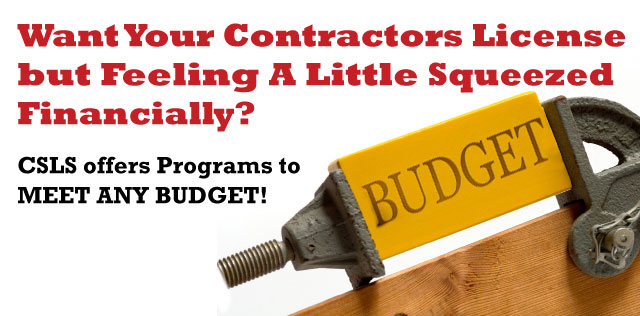 Programs To Fit Any Budget